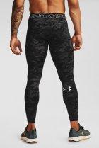 Мужские черные тайтсы UA Armour CG Print Leggings Under Armour SM 1360575-001 - изображение 4