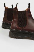 Мужские коричневые кожаные челси ST GRIP Gant 40 21651040 - изображение 2