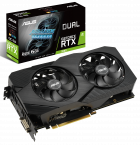 Asus PCI-Ex GeForce RTX 2060 Dual EVO Advanced Edition 6GB GDDR6 (192bit) (1365/14000) (DVI, 2 x HDMI, DisplayPort) (DUAL-RTX2060-A6G-EVO) - зображення 5