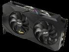 Asus PCI-Ex GeForce RTX 2060 Dual EVO OC Edition 6GB GDDR6 (192bit) (1365/14000) (DVI, 2 x HDMI, DisplayPort) (DUAL-RTX2060-O6G-EVO) - зображення 3