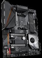 Материнская плата Gigabyte X570 Aorus Pro (sAM4, AMD X570, PCI-Ex16) - изображение 2