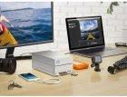 """Жесткий диск LaCie 2 Big Dock Thunderbolt 3 28TB STGB28000400 3.5"""" Thunderbolt External - изображение 8"""