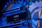 Crucial P5 NVMe 250GB M.2 2280 PCIe 3.0 x4 3D NAND TLC (CT250P5SSD8) - зображення 4