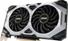 MSI PCI-Ex GeForce RTX 2060 Ventus OC 6GB GDDR6 (192bit) (1710/14000) (3 x DisplayPort, 1 x HDMI) (RTX 2060 VENTUS 6G OC) - зображення 2
