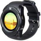 Фітнес годинник Smart Watch V8 black - зображення 3