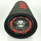 """Колонка беспроводная Сабвуфер 6"""" Bluetooth FM 12В и 220В 600W BOSCA черная - зображення 3"""