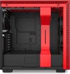 Корпус NZXT H710i Matte Black/Red (CA-H710i-BR) - зображення 3