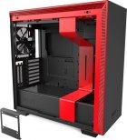 Корпус NZXT H710i Matte Black/Red (CA-H710i-BR) - зображення 7