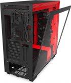 Корпус NZXT H710i Matte Black/Red (CA-H710i-BR) - зображення 10