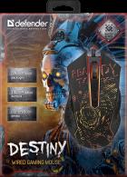 Мышь Defender Destiny GM-918 USB Black (52918) - изображение 8