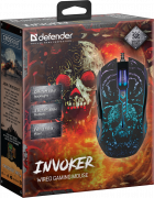 Мышь Defender Invoker GM-947 USB Black (52947) - изображение 9