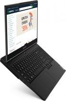 Ноутбук Lenovo Legion 5 15IMH05H (81Y600LXRA) Phantom Black - зображення 2