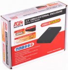 "Внешний карман Agestar для HDD/SDD 2.5"" SATA USB 3.0 (3UB2P2) - изображение 3"