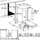Встраиваемая посудомоечная машина ELECTROLUX EES948300L - изображение 20