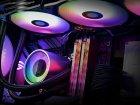 Система жидкостного охлаждения DeepCool Castle 360 RGB V2 - изображение 10