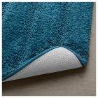 Коврик для ванной комнаты IKEA EMTEN темно-синий 204.228.86 - изображение 3