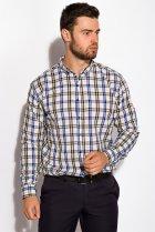 Рубашка 511F035 (Песочно-синий) XXXL - изображение 3