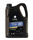 Моторное масло GNL Semi-Synthetic 10W-40 SL/CF 5л - изображение 1