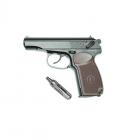 Пневматичний пістолет KWC PM (KWC KM44dhn) + баллончик со2 в подарунок - зображення 1