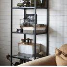 Коробка з кришкою IKEA (ІКЕА) RABBLA 25х35х20см коричнева бежева (603.481.25) - зображення 3