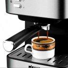 Кофемашина DSP Espresso Coffee Maker KA-3028 полуавтоматическая с капучинатором - изображение 2