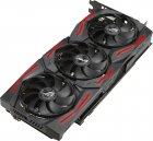 Asus PCI-Ex GeForce RTX 2060 Super ROG Strix 8G Gaming EVO 8GB GDDR6 (256bit) (1470/14000) (2 x DisplayPort, 2 x HDMI, 1 x USB Type-C) (ROG-STRIX-RTX2060S-8G-EVO-GAMING) - зображення 3