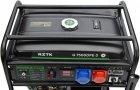 Генератор бензиновый RZTK G 7500DPE-3 - изображение 3