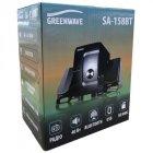 Акустична система Greenwave SA-158BT Black-orange (R0015303) - зображення 6
