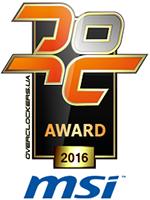 Overclockers Awards 2016: Лучший производитель видеокарт