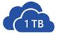 1 ТБ в хранилище OneDrive