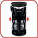 Компактная кофеварка с фильтром