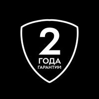 24 месяца официальной гарантии от ROZETKA