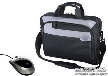 Акция! К ноутбукам HP Pavilion фирменные сумка и мышка в подарок!